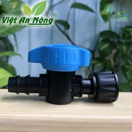 Van ren trong 21mm nối ống LDPE 16mm - ZM 1