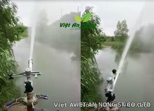 Súng tưới cây ren 60mm AQ44 - Automat_Việt An Nông 2