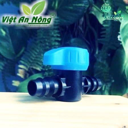 Van khoá ống LDPE 16mm ZM 2