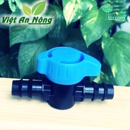 Van khoá ống LDPE 16mm ZM 1