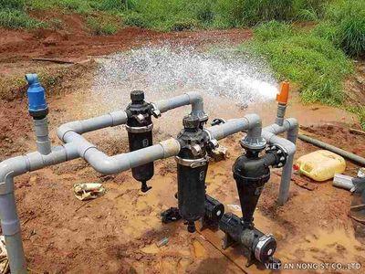 van xả áp đường ống chính Ấn Độ