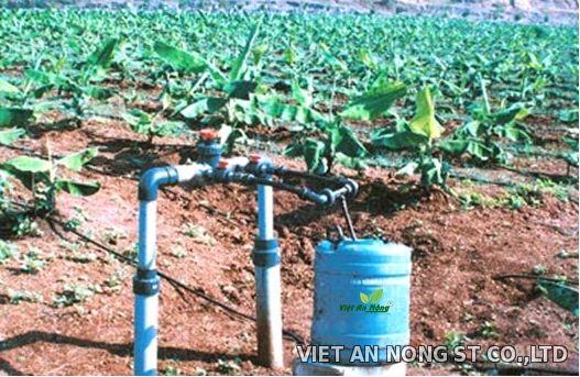 Thiết bị châm phân dinh dưỡng - Venturi phi 49
