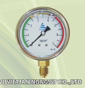 Ấn Độ: Đồng hồ đo áp AQ320 loại tốt