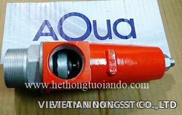 Van xả áp đường ống chính AQ102 CLM Việt An Nông