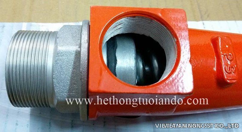 Van xả áp đường ống chính AQ102 CLM