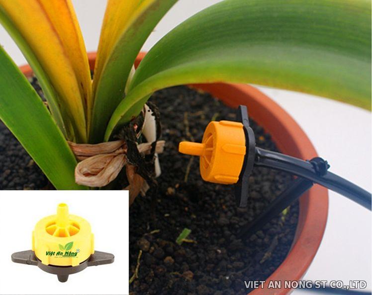Vòi tưới nhỏ giọt bù áp 2l/h - VAN02L